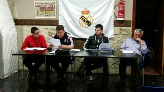 Andrés Martín Gómez, new president of the Peña Madridista The tenth-Agustin Herrerin