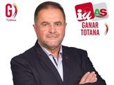 Juan José Cánovas, el candidato para Ganar Totana-Izquierda Unida, demanda a la Alcaldesa 'que le dé ya los datos reales de la deuda del Ayuntamiento'