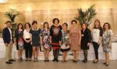 La Asociación de Enfermos de Alzheimer de Puerto Lumbreras ALDEA congrega a cerca de 200 personas en su comida-gala benéfica anual