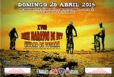 El XVIII Bike Maratón Ciudad de Totana tendrá lugar el próximo domingo 26 de abril