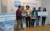 Mª Ángeles Túnez pone en marcha una nueva web 'abierta a los ciudadanos'