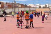 Cerca de 300 participantes disfrutan un año más de la gran fiesta del patinaje de Las Torres de Cotillas
