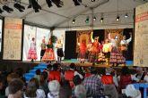 La Peña El caldero homenajea el folclore regional en la celebración de su XXVIII Semana Cultural