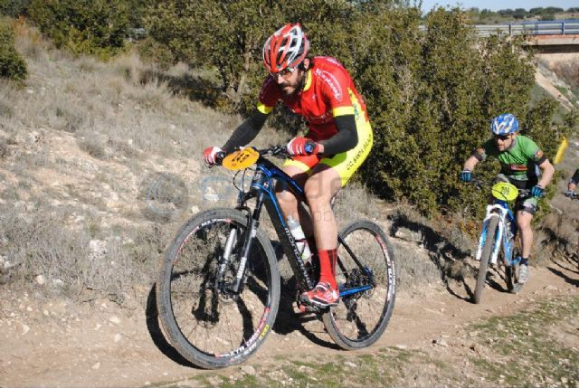 The CC Santa Eulalia was present in several tests the last weekend