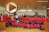 El albergue juvenil de 'Las Alquerías' en Sierra Espuña acoge el II Campamento de Verano del Real Murcia CF