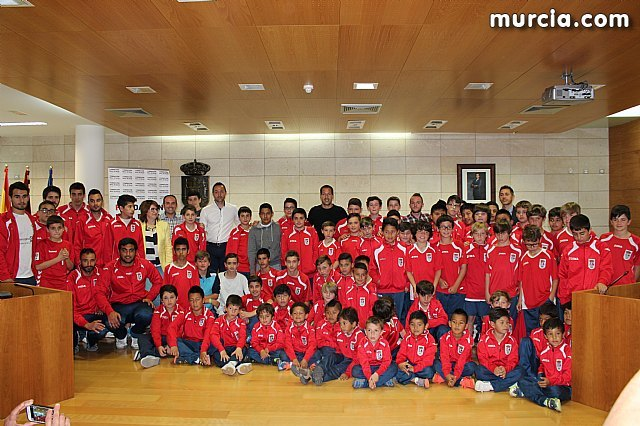 "The youth hostel ""The Stables"" in Espuña hosts the Summer Camp II Real Murcia CF"
