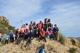 Más de 40 senderistas disfrutan de la ruta de Senderismo que tuvo lugar entre Ricote y Ojós