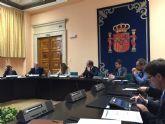 El Ayuntamiento de Molina de Segura asiste a la reunión de la Red INNPULSO en Madrid