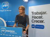 Patricia Fernández: 'convertiremos los municipios de la Región en ciudades inteligentes'