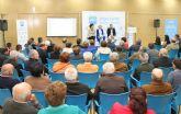 Más de 100 personas asisten al acto sectorial 'El valor de nuestro campo' celebrado en la pedanía de La Estación-Esparragal de Puerto Lumbreras
