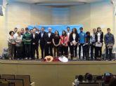 Los alumnos del IES Domingo Valdivieso rinden su particular homenaje a Cervantes