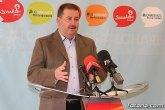Andrés García se opone a la privatización del registro civil de Totana