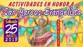 La Asociación de Vecinos del Tirol Camilleri organiza este sábado las fiestas en honor a San Marcos