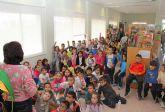 Puerto Lumbreras fomenta la lectura coincidiendo con el Día Internacional del Libro 2015