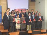 El Ayuntamiento de Molina de Segura recibe el premio Smart Cities 2015