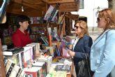 Actividades infantiles y una amplía oferta editorial en la Feria del Libro de San Pedro del Pinatar