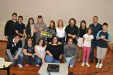 Jóvenes de San Pedro del Pinatar crean y protagonizan el capítulo piloto de una web serie