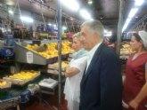 Martínez-Cachá resalta la capacidad productiva y exportadora de los agricultores de Mula