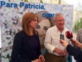 Valcárcel: 'Patricia Fernández es honradez, compromiso y garantía de futuro para Archena'