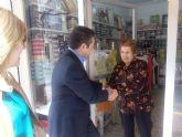 'El equipo del Partido Popular visita los barrios de Huerto de los Frailes y Las Tejeras - El Llano'