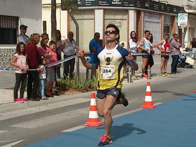 El Club de Atletismo de Totana estuvo presente en la VI Media Maratón Playas del Pilar