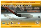 La II Liga Sur de Hockey disputa la Copa Sur en Cartagena