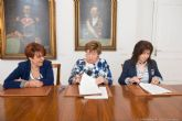Ayuntamiento y Federación de Mujeres Mediterráneo firman el convenio anual