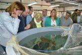 El sector acuícola regional analiza su potencialidad y perspectivas de futuro en San Pedro del Pinatar