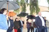 """Juan José Cánovas, el candidato de Ganar Totana-Izquierda Unida, dice que """"va a crear un Eje de Comunicación y Desarrollo Urbano entre los barrios de San José y Las Parras"""