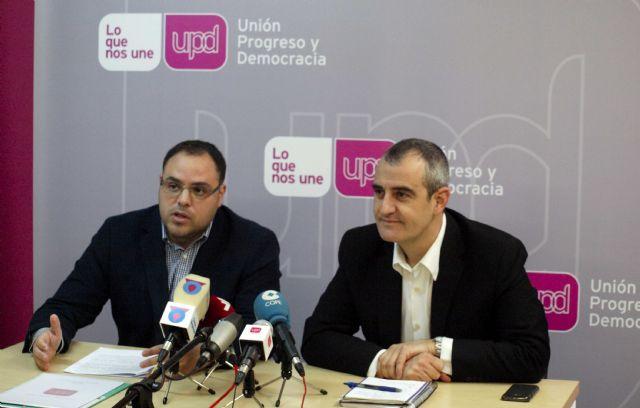 Casamayor (UPyD) afirma que queremos que la Educación sea la punta de lanza de Fortuna - 1, Foto 1
