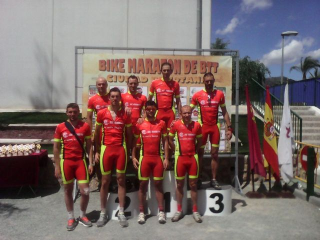 A podium at Albacete and 3 in Totana Bike Marathon is the balance of the weekend for Santa Eulalia CC