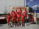 Un podium en Albacete y 3 en el Bike Maratón de Totana es el balance del fin de semana para el CC Santa Eulalia