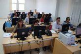 Las Torres de Cotillas, sede de un curso de Excel para empleados de Ayuntamientos murcianos