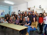 Se inaugura la nueva Biblioteca Escolar en el CEIP Deitania