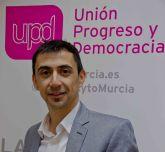 Serna (UPyD) defiende un modelo de ocio de aperitivo y ´tardeo´ para Murcia