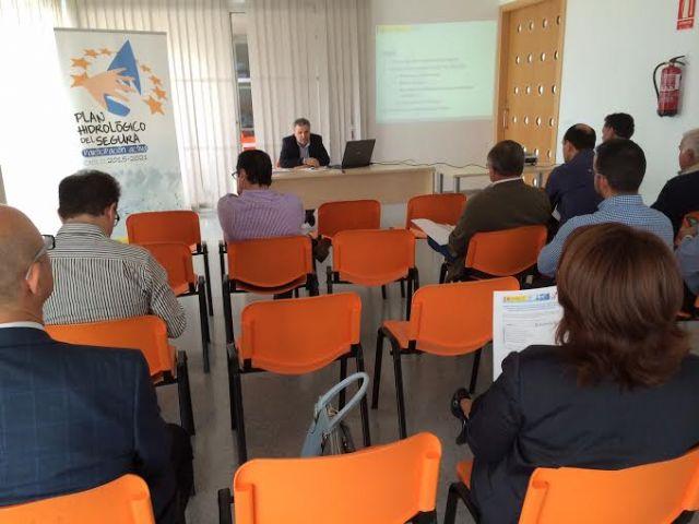 Autoridades municipales participan en la Mesa Territorial del Bajo Guadalentín para elaborar el futuro Plan Hidrológico del Segura - 2, Foto 2