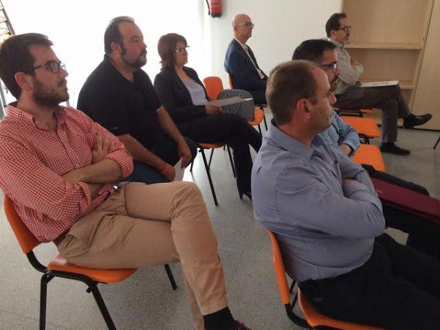 Autoridades municipales participan en la Mesa Territorial del Bajo Guadalentín para elaborar el futuro Plan Hidrológico del Segura - 3, Foto 3