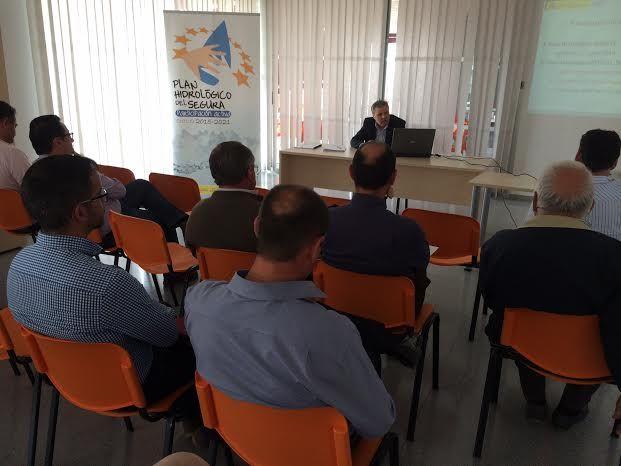 Autoridades municipales participan en la Mesa Territorial del Bajo Guadalentín para elaborar el futuro Plan Hidrológico del Segura - 5, Foto 5