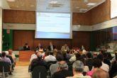 Urbanismo presenta a empresarios y profesionales las novedades de las nuevas licencias de obra