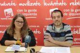 IU-Verdes/Ganar Cieza presenta su programa de cooperación al desarrollo y solidaridad