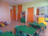 El próximo lunes se abre el plazo de matriculación para el nuevo curso escolar en la Escuela Infantil Municipal 'El Carche' de Jumilla