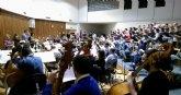 La Orquesta Sinfónica de la Región de Murcia interpreta la Novena Sinfonía de Beethoven en el Auditorio Internacional de Torrevieja
