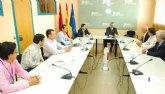 La Consejería de Empresa impulsa la reducción de la factura municipal de energía en Cehegín, Las Torres de Cotillas, Jumilla y San Javier