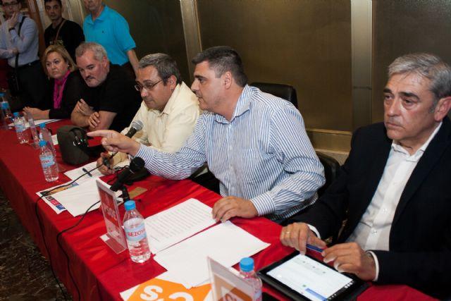 Gabriel Esturillo afirma que desmontará la red clientelar del PP que perjudica el progreso económico y social de Alcantarilla - 1, Foto 1