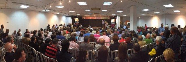 Paco García presenta la candidatura con la que optará a la reelección el próximo 24 de mayo - 2, Foto 2
