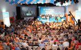 Más de 700 personas en la presentación de la candidatura del Partido Popular de Puerto Lumbreras, encabezada por Mª Ángeles Túnez