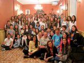 Una treintena de niños italianos conocerán los lugares más emblemáticos de Blanca