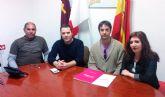 García Molina (UPyD) propone la creación de un consejo local que integre a las asociaciones sociales de Cieza