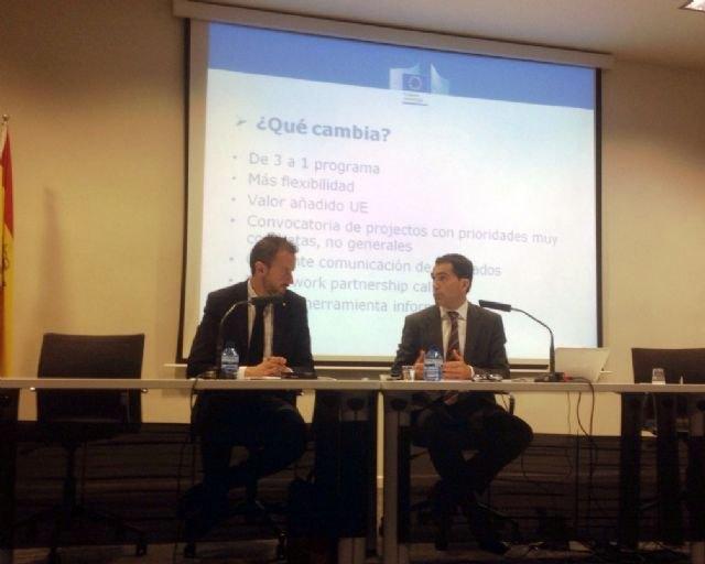La Comunidad informa de las oportunidades de financiación europeas para proyectos que luchen contra la discriminación - 1, Foto 1