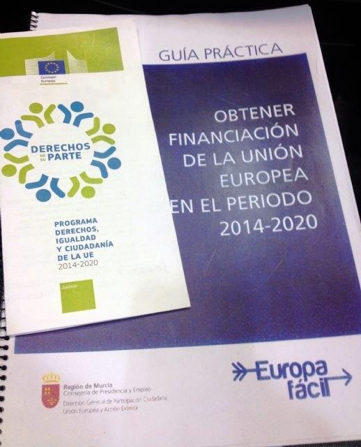 La Comunidad informa de las oportunidades de financiación europeas para proyectos que luchen contra la discriminación - 2, Foto 2